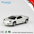 Boys Gift Items Car Shape Universal Portable Mobile Power Bank ! power bank battery charger 2300mah