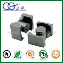 PQ3225 mn-zn ferrite magnet for transformer,pc40 ferrite core