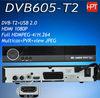 2014 New 1080P Full HD MPEG4 dvb t2 receiver