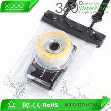 universal waterproof camera belt pouch for drifting