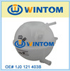 High quality expansion tank with pins vw golf parts 1J0 121 403B