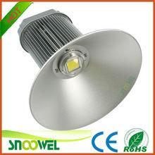 waterproof industrial lighting 150w led garage high bay light