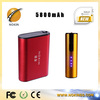 A GRADE BATTERY high quality portable solar charger mobile phone with 1 year warranty