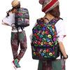 large capacity cute durable children's school shoulder bag Bistar BBP128