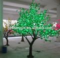 Bahçe dekorasyon led ağaç, led yapay elma ağacı