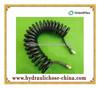 pneumatic coil hose/pneumatic air hose/spiral hose