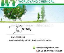 Worldyang 4- amino- 1- de metilo- 4h- 1,2,4- triazol- 1- ium de yoduro; amoniocas 39602-93-2; con el mejor precio
