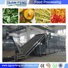 belt dryer / industrial food dehydrator machine / commercial fish dehydrator machine