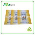 L shaped file/file folder with elastic straps