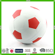 China hot sell rubber ball rubber soccer rubber football