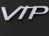3D Chrome Auto Car Badge Decal Emblem Trunk Side Logo