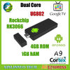 Newest RK3066 Dual Core Android 4.1 pocket ez cast tv dongle
