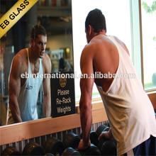 Fitness Room Mirrors, wall mirror, eb glass