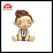 ICTI factory EN71 pvc custom cute dolls for kids