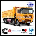 30t shacman caminhão de descarga com dimensão