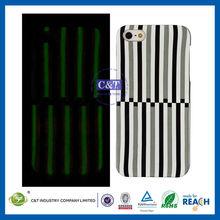C&T Fashion UK noctilucent custom hard phone cases for iphone 5