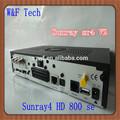 Sunray wifi, 800 hd soi triple tuner. rev e v2 décodeur sunray4 samsat hd soi sr4 sunray sr4 v2 2.20 linuxle décodeur carte sim