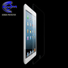 Shenzhen manufacturer tempered glass screen protector sheet for ipad mini cheap price for high quality