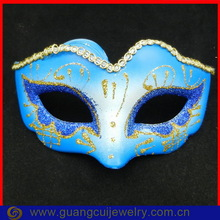 fashion colorful carnival party plastic mask