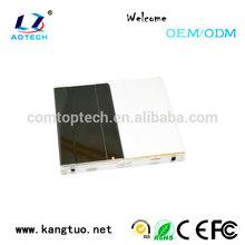"Aluminum/ABS plastic usb2.0 2.5""External SATA Hard Disk Case"