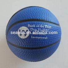 premium PU cheap stress basketball