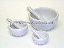 Mortars With Pestle For Laboratory Analysis Applications