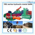 Y81-2500 sıcak satış otomatik hidrolik balya alüminyum ambalaj makinesi( yüksek kalite)