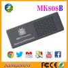 mini pc tv dongle dual core Bluetooth android 4.2 mini tv dongle