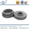 KHG2-16 SCM440 JIS standard m2 custom 16T standard size ground helical gear