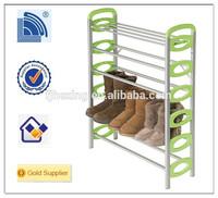 2014 China hot sale organize for storage iron shoe rack