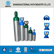 aluminum cylinder container