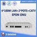 catv conversor conversor de fibra óptica de catv equipamentos v2800vt