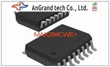 MAX294CWE+ IC FILTER LOWPASS 8TH 16-SOIC MAX294CWE 294 MAX294 MAX294C MAX294CW 294C