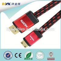 HDMI Certified diy premade hdmi cable