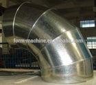 Metform Sheet Metal Manufacturing elbow Making Machine