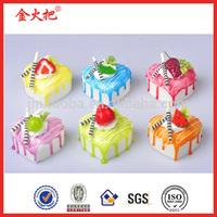 Ice cream cake 3D fridge magnet souvenir