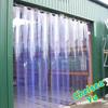 EU standard clear flexible cold room curtains