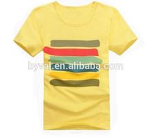 Wholesale Promotional Custom T Shirts Plain White Round Neck Short Sleeve Tshirts for Men and Women