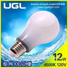 UGL Liquid Cooled 12W E27 LED Bulb SMD Filament Bulb