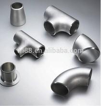 Manufacturer Supply 304L Grade Butt Welded Seamless Stainless Steel Elbow