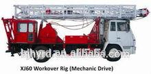 XJ60 Oil Well Service Rigs