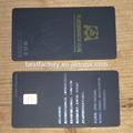 Súper fábrica mejor precios de bronce metálico de la tarjeta 1405