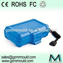 Mr.Mould plastic equipment tool case music instrument case