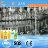 pure water fruit juice mixed drinks plastic bottle filling sealing and capping package machine