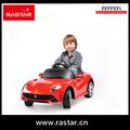 Rastar 2014 mais novo carro de brinquedo elétrico motor de gasolina