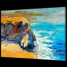 Landscape Sea Oil Painting