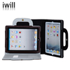 2014 new leather tablet cell phone bag case for apple ipad2 / ipad3 / ipad4,for ipad mini