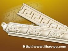 Polyurethane (PU) decorative building materials pu molding cornice
