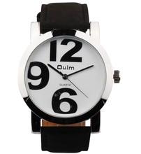Freeshipping Fashion design oulm men's army watch, , Fashion oulm pu leather watch bracelets