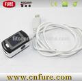 Homecare Digital dedo oxímetro de pulso e frete oxímetro de pulso com UBS
